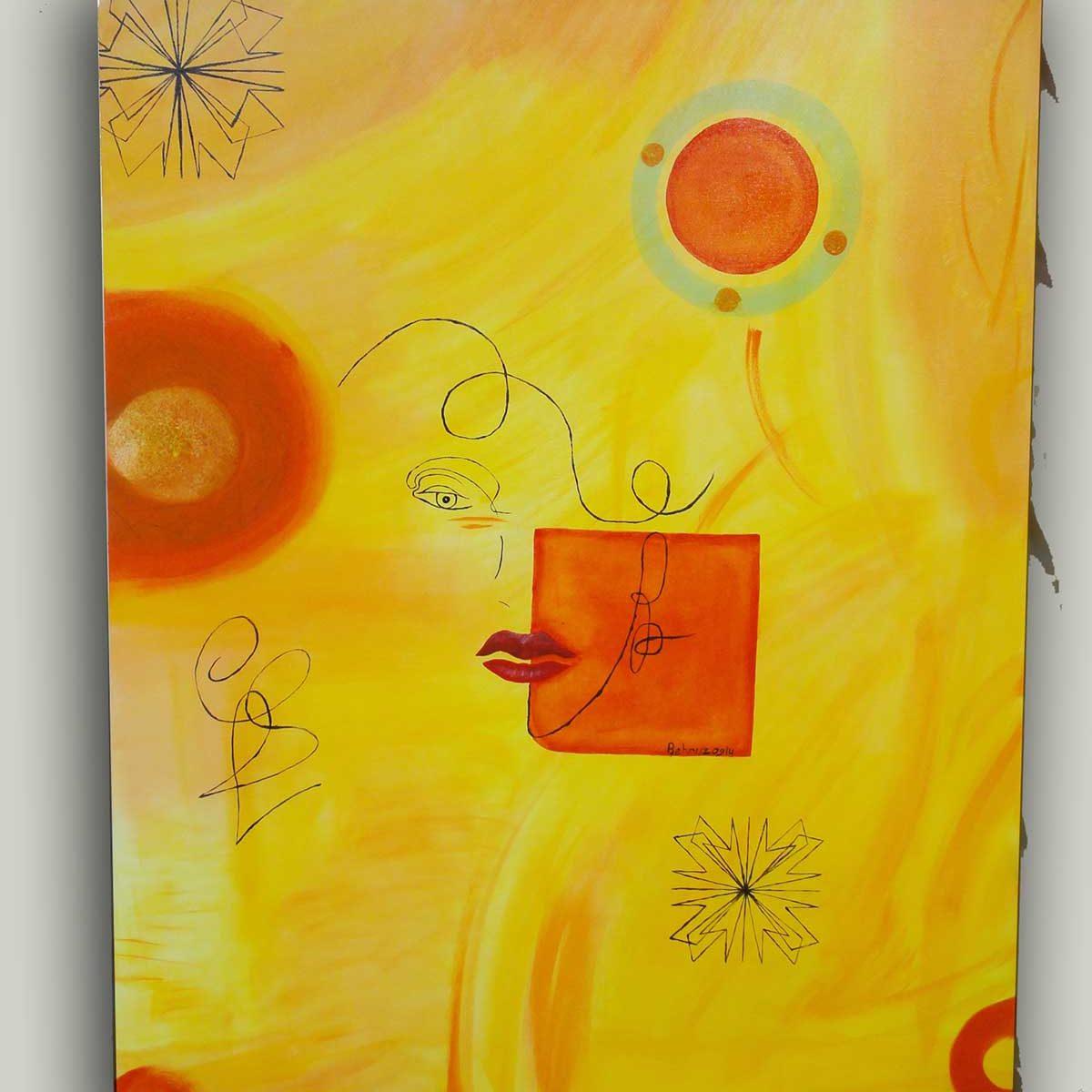 Flame-80x120cm-canvas-acrylic-paint