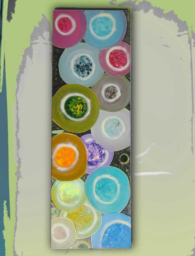 Hats-40x120cm-canvas-acrylic-paint